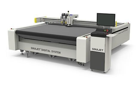 DG Garment Cloth & Fabric Cutting Machine