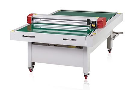 HP45 Inkjet Digital Flatbed Cutter